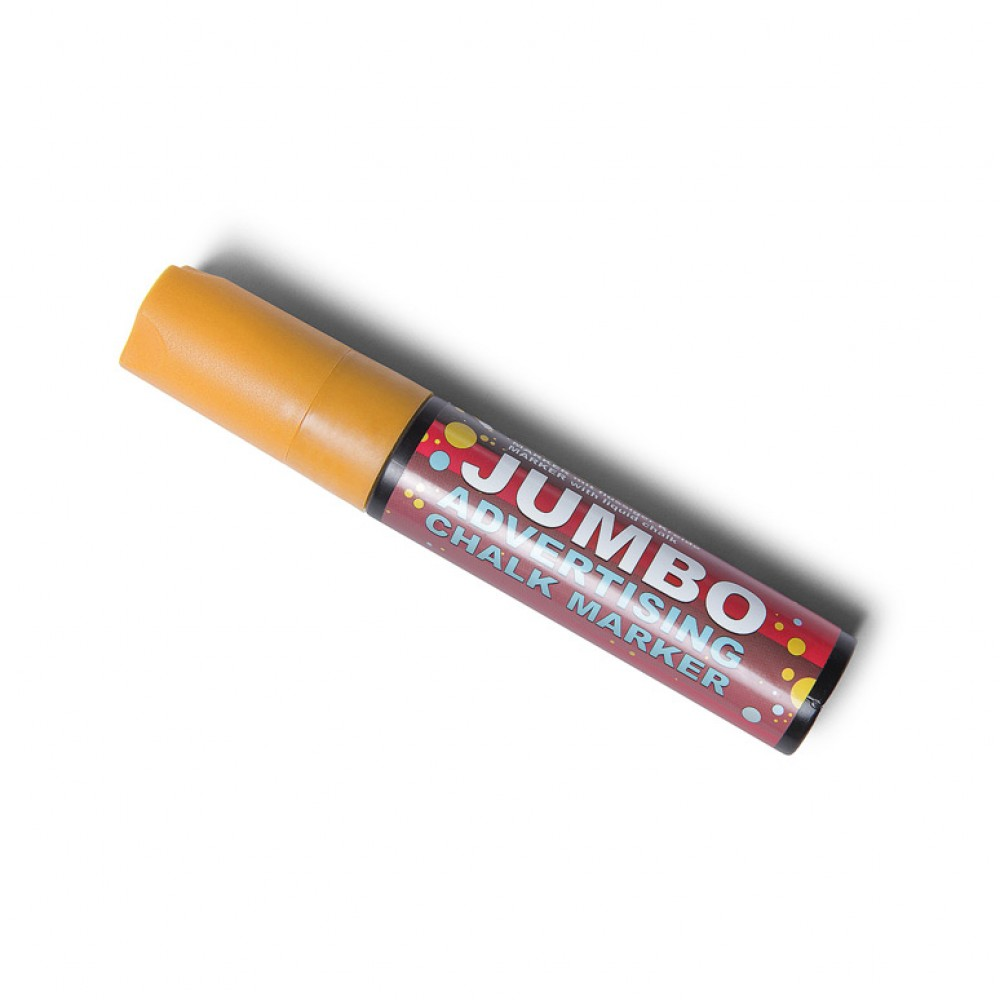Chalk marker - Thick - Orange