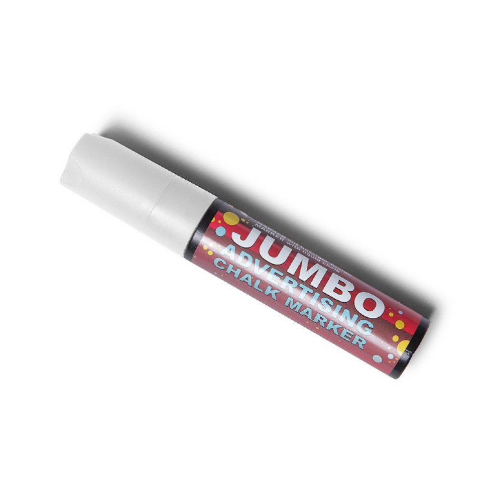 Chalk marker - Thick - White