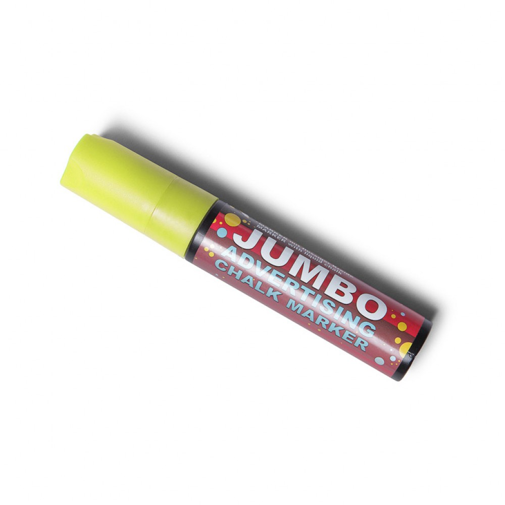 Chalk marker - Thick - Yellow