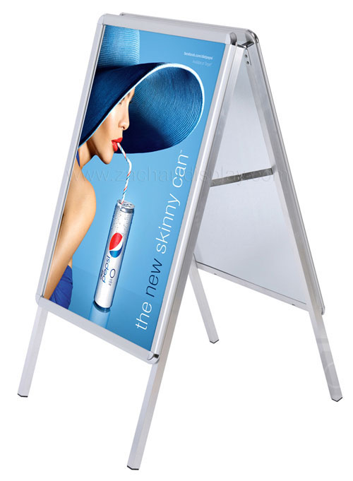 A Board Classic Is Very Effective Sidewalk Sign Strong Double Sided Sandwich With