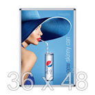 36 x 48 Poster Frame - Classic Rounded