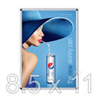8.5 x 11 Poster Frame - Classic Rounded