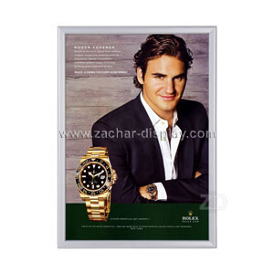 36x48 poster frame security