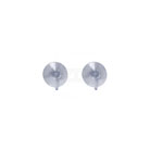 Suction cups - set of 2. Accessory for Banner Hanger and Poster Hanger.
